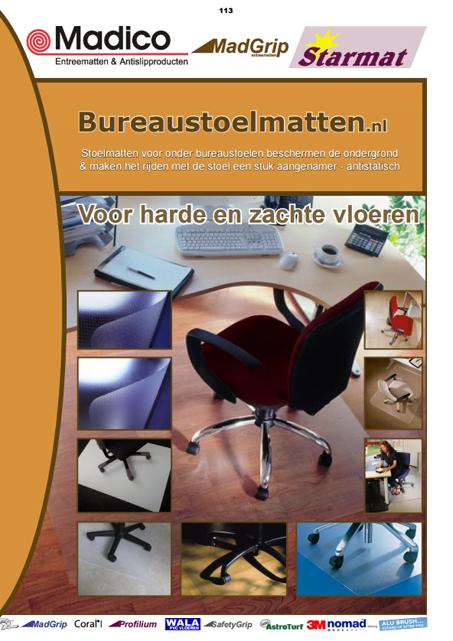 Bureaustoelmatten catalogus