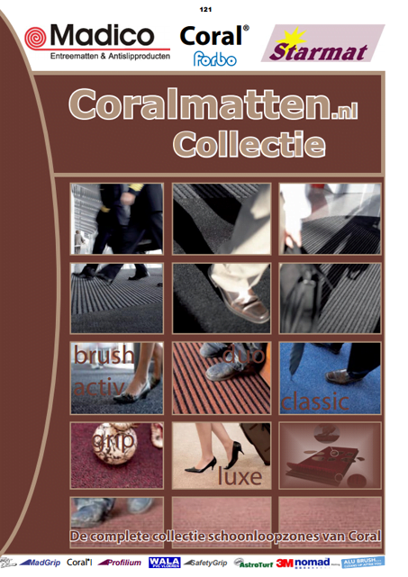 coralmatten collectie