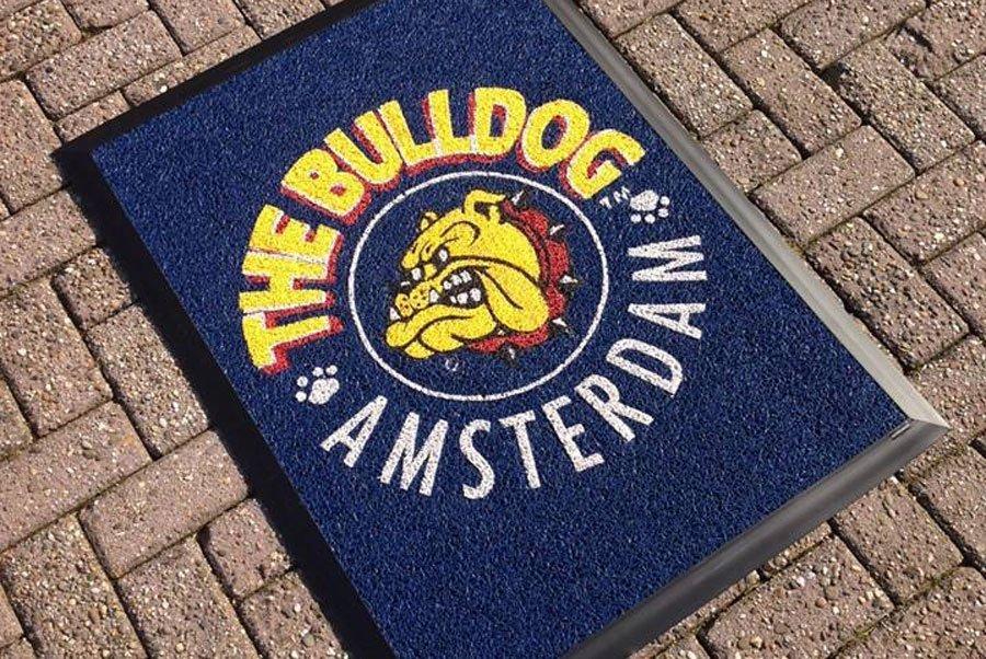 the bulldog amsterdam logomat