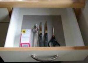 antislipmat woonhuizen keukenlade
